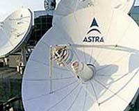 القمر الجديد Astra 3B
